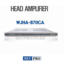 [가격문의] HEAD AMPLIFIER WJHA-870CA