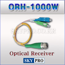 [가격문의] Optical receiver ORH-1000W