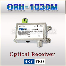[가격문의] Optical receiver ORH-1030M